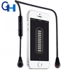 2015 HIGI Top quality music player bluetooth stereo headset with microphone