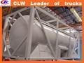 Venta de la fábrica ASME ISO 20 pies asfalto contenedor de tanque de glp container petrolero pies Diesel entrega rápida petrolero de contenedores