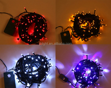 factory direct wholesale remote control led string lights for christmas decoration