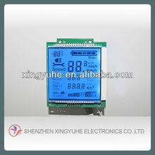mono lcd for digital flow meters
