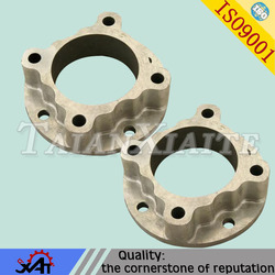 high quality CNC machined aluminum die-cast aluminum for motorcycle