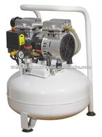 oilfree slient small capacity dental 15L air compressor for sale