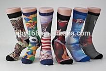 impreso de baloncesto de elite calcetines