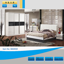 Alibaba trade assurance good quality E1 MDF adult Bedroom Sets Furniture