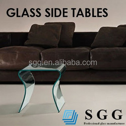 Top One Supplier Elegance Home Furnishings Hot Bent Glass