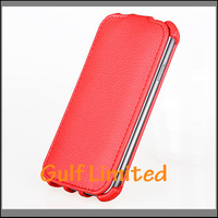 Genuine Learther case Flip phone Case Cover For Samsung Galaxy S4 i9500