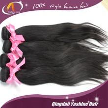 Superior Quality Exclusive Export 100% Virgin Human Cheap Straight Hair Weave, Remy Hair Extension