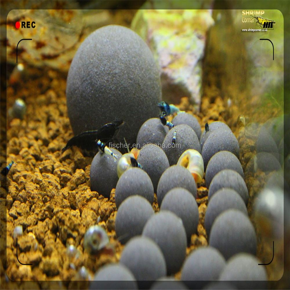 gros vente aquarium cristal crevettes tourmaline billes en c 233 ramique min 233 rale boules ou