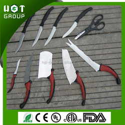 Offer good delivery time High quality cheap 10 pcs kitchen knife