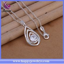 High quality cheap price hot selling 925 silver pendant sterling silver pendant bezel CP254