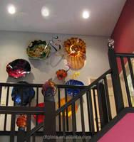 Various Choose Decorative glass plates for corridor