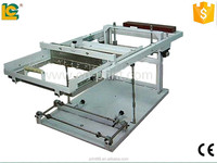 Factory prices portable Manual cylinder screen printing machine LC-4656M