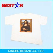 2015 T shirt in OEM design of Unisex for Promotion