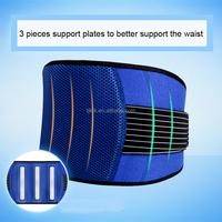 Basketball sport lumbar support, back support