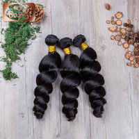 Hoting selling Alibaba Aliexpress Russian100% loose Spring curl human hair bulk extension