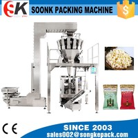 dry food red date packaging machine
