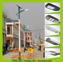 30W LED IP66 MPPT solar controller GEL battery solar led garden light