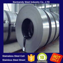 201 stainless steel coil hairline surface in gi steel coil