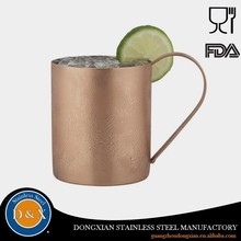 Cheap Price Copper Mule Mug Moscow Mule for vodka and moscow mule
