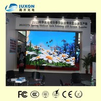 high resolution indoor LED Curtain Display indoor Stage Background LED Video Wall