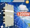 High properties 1200w 48v 220v pure sine wave inverter, 30kw pv inverter, solar panels for home use