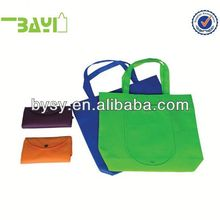 Hot eco-friendly printing nonwoven pink shopping bags