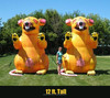 holiday decoration inflatable /inflatable cartoon
