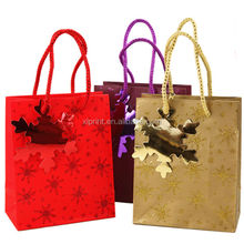 Vogue Custom Paper Shopping Bag,Custom Paper Bag