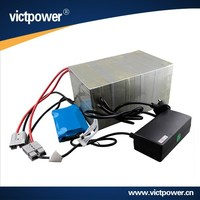 New 48V 30Ah battery pack 16S1P with Li-polymer cells for e-motor etc
