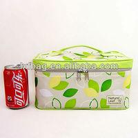 2014 hot-selling aluminium foil insulated cooler bag,aluminium foil cooler bag,foil cooler bag