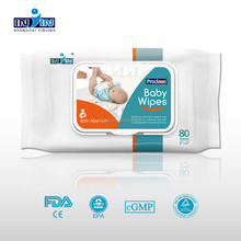 baby hand & face wet wipes