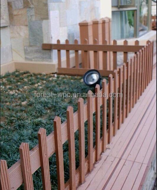 Wpc esterno ringhiere ringhiere scala esterna ringhiera in legno per esterni parapetti e - Ringhiere in legno per esterni ...
