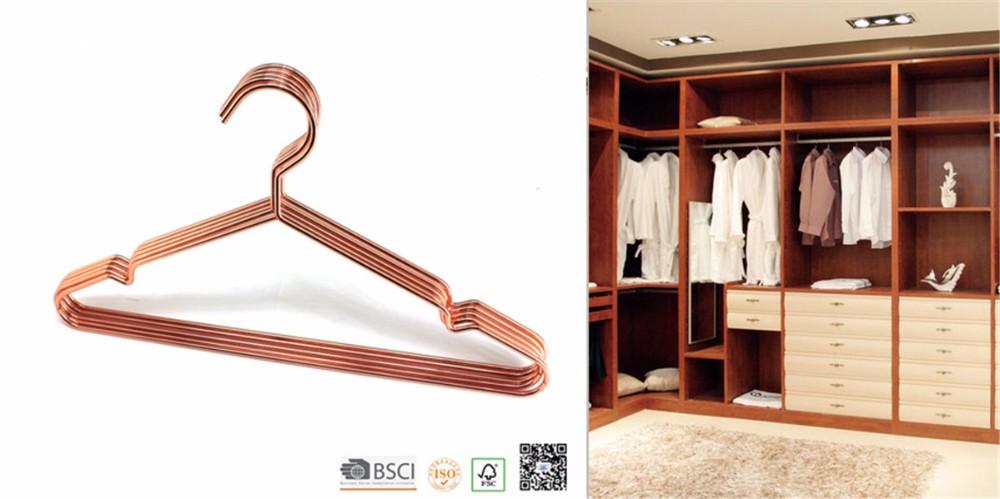 or de cuivre m tal fil chemise cintre pinces linge id de produit 60492862247. Black Bedroom Furniture Sets. Home Design Ideas