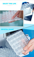 2015 Commercial ice Factory ice cubes maker machine for sale