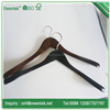 In stock wooden clothes hanger small quantity acceptable