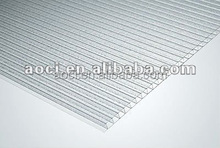 UV-protected opal polycarbonate board building maretial