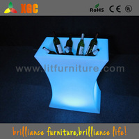 wine cooler, factory direct sale! illuminated bar table led ice bucket