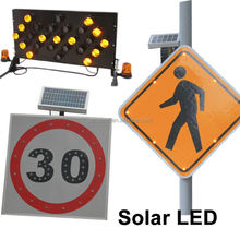 Solar LED Factory manufacture popular neon taxi sign