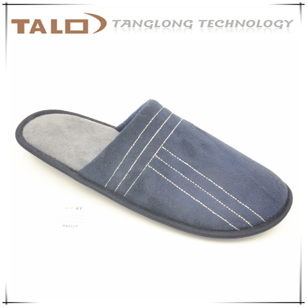 slipper for men with soft sole for indoor wearing
