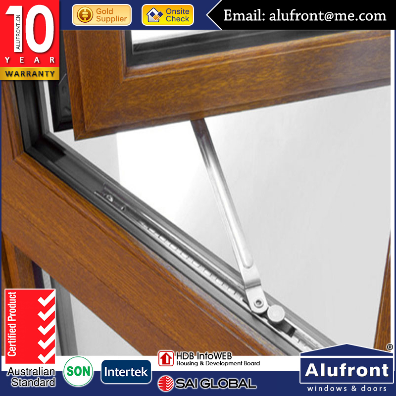 aluminum clad wood casement window 1