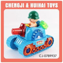 Hot selling Good quality plastic toy tank for baby