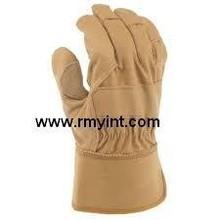 pakistani RMY 037 high quality working gloves long cuff
