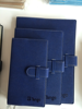 fancy design wholesale 2015 embossed leather book cover
