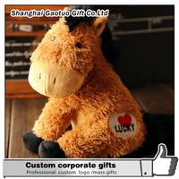 Custom Soft Horse Plush Toy
