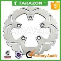 240mm motorcycle rear brake disc rotor for SUZUKI GSX1300R HAYABUSA
