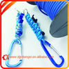 Blue Paracord knit Aluminum Key Chain Beer Bottle Opener