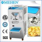 Combine máquina gelato( válvula de borboleta atender eua etl sanificação)