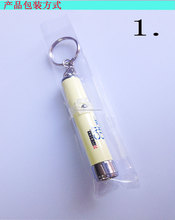 plastic and metal projector led key tag,led bottle Leychain See larger image