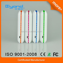Manufacturer Hot best price mobile power bank 2600mah