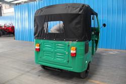 2015 gasoline auto taxi passenger tricycle three wheel bajaj for Afirca market